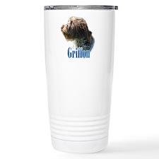 WireGriffName Thermos Mug