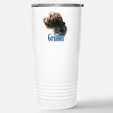 WireGriffName Travel Mug