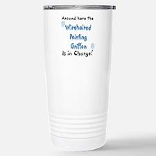 Wirehaired Griffon Charge Travel Mug
