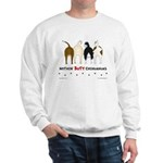 Nothin' Butt Chihuahuas Sweatshirt