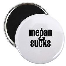 Megan Sucks Magnet
