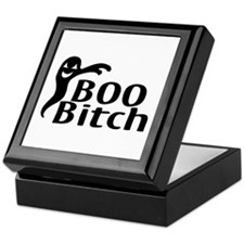 Boo Bitch Keepsake Box