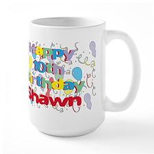 Shawn's 10th Birthday Mug
