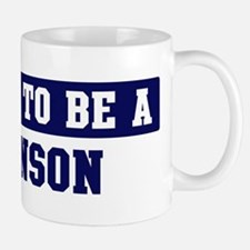 Proud to be Manson Mug