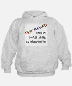 Genealogy For You<br>Hoodie