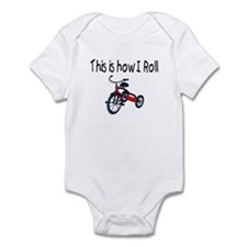 This Is How I Roll (Tricycle) Onesie