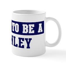 Proud to be Manley Mug
