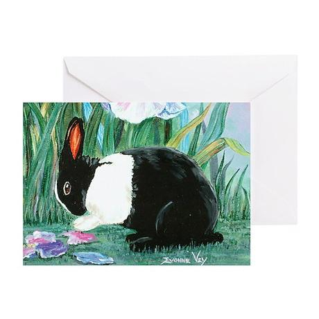 Dutch bunny rabbit Greeting Cards (Pk of 10)