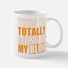 Going in my Blog Mug