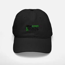I Wear Green 2 (Saved My Life) Baseball Hat