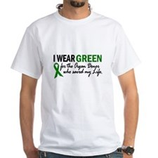 I Wear Green 2 (Saved My Life) Shirt