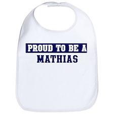 Proud to be Mathias Bib