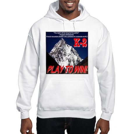 K-2 Memorial Hooded Sweatshirt