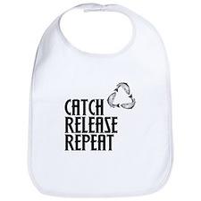 Catch Release Repeat Bib