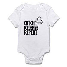 Catch Release Repeat Infant Bodysuit
