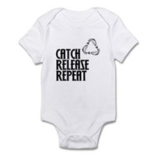 Catch Release Repeat Onesie