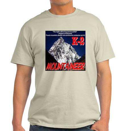 K-2 Memorial Light T-Shirt