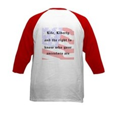 Genealogists Rights Tee