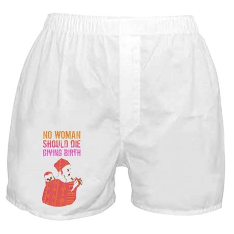 African Mother Boxer Shorts