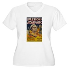 The Passion of Joan of Arc Movie Poster T-Shirt