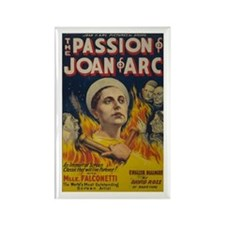 The Passion of Joan of Arc Movie Poster Rectangle