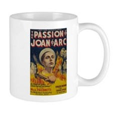The Passion of Joan of Arc Movie Poster Mug