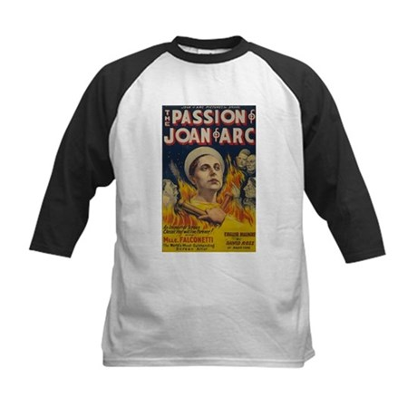 The Passion of Joan of Arc Movie Poster Kids Baseb