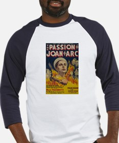 The Passion of Joan of Arc Movie Poster Baseball J