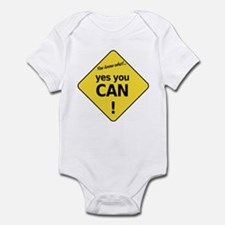yes you can Infant Bodysuit