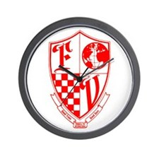 FV International Wall Clock
