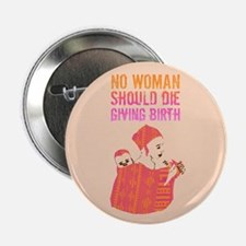 """African Mother 2.25"""" Button (100 pack)"""