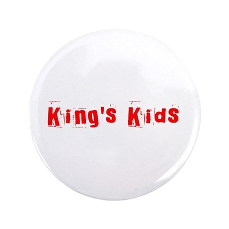 """King's Kids 3.5"""" Button (100 pack)"""