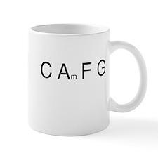 Chord Sequence Mug