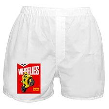 WHEELIES Boxer Shorts