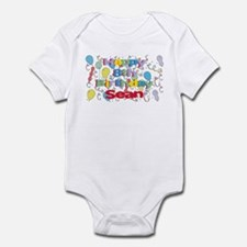 Sean's 8th Birthday Infant Bodysuit
