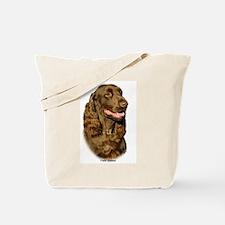Field Spaniel 9P018D-162 Tote Bag