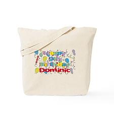 Dominic's 9th Birthday Tote Bag
