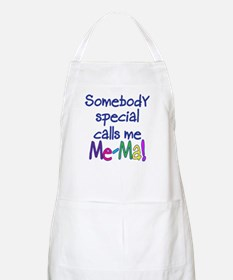 SOMEBODY SPECIAL CALLS ME ME-MA! BBQ Apron