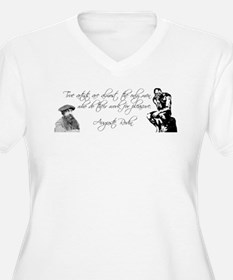 Auguste Rodin Quote T-Shirt
