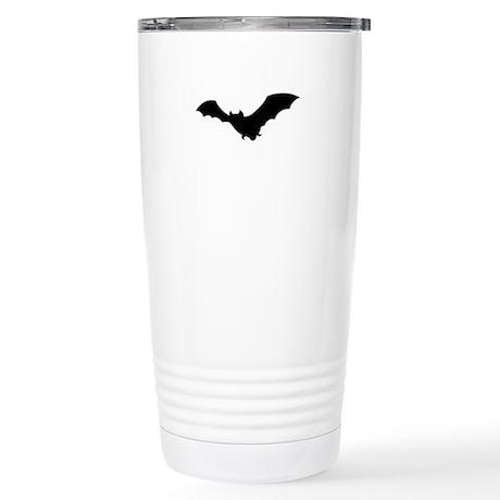 Vampire Bat Stainless Steel Travel Mug