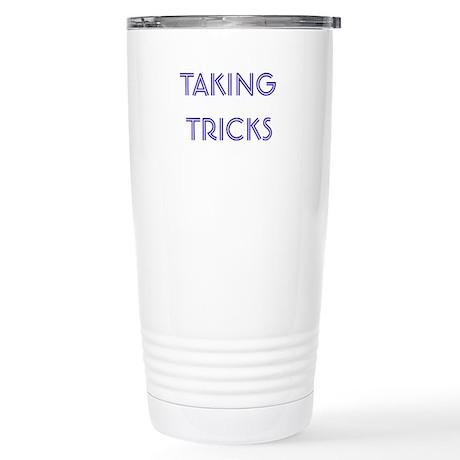 Taking Tricks Stainless Steel Travel Mug