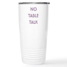 Euchre Table Talk Travel Mug