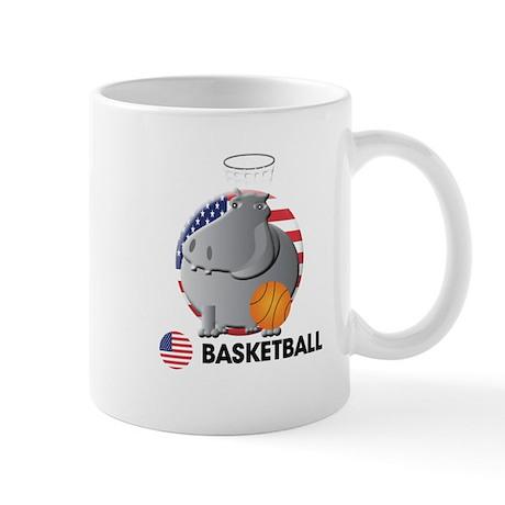 basket ball Mug