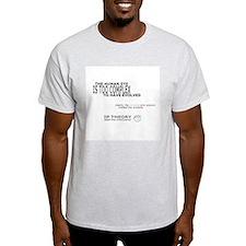 Unicorn Theory Ash Grey T-Shirt