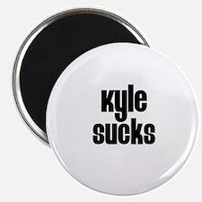 Kyle Sucks Magnet