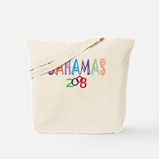 Bahamas 2008 Tote Bag