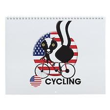 cycling Wall Calendar