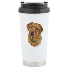 Fox Red Labrador Travel Mug