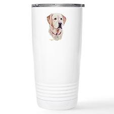 Cool Labrador retriever famous painting Travel Mug