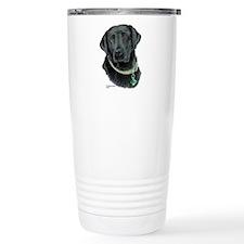 Bart Black Lab Black Travel Coffee Mug